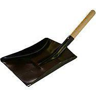 """9"""" Wood Handle Household Shovel"""