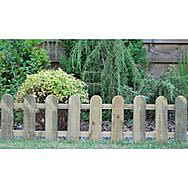 Apollo 75819 Cottage Picket Fence 1110mm x 280mm