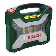 Bosch 2607019330 100 Piece Drill And Screwdriver Bit Set