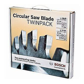 Bosch 305mm Circular Saw Blades Twinpack