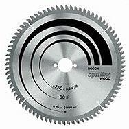 Bosch 305x2.5x30mm 60T Optiline Saw Blade 2608640441