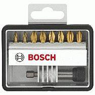 Bosch M1 Maxgrip Screwdriver Bit Set 2607002577