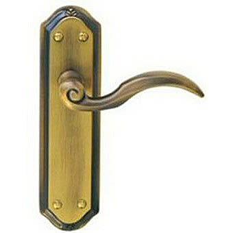 Carlisle Brass Wentworth Florentine Bronze Latch Handle