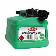 CarPlan Green 5 Litre Petrol Can - Unleaded