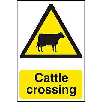 Cattle crossing - PVC (200 x 300mm)