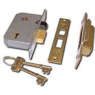 Chubb Insurance Approved 5 Lever Mortice Lock
