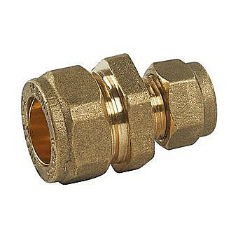 Compression Reducing Straight 10mm x 8mm