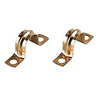 Copper Pipe Clip 15mm