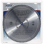 Draper 09476 Expert Tct Saw Blade 210x30mmx24t