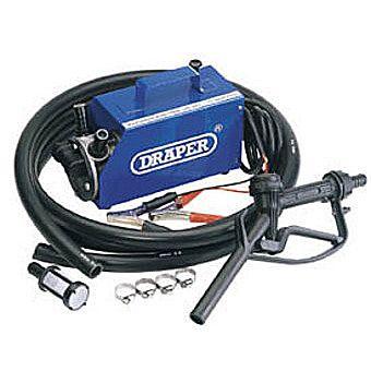 Draper 65673 12/24v Diesel Transfer Pump
