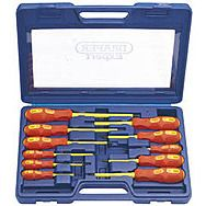 Draper 69234 11 Piece VDE Fully Insulated Screwdriver Set