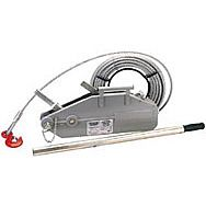 Draper 71208 Expert Exp Qual 1600/2400kg Wire Rope Winch/hoist