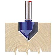 "Draper 75337 1/4"" Groove 19mm X 90 Degree Tct Router Bit"