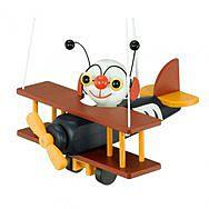 Eglo Airman Coloured Pendant Childrens Light 85059