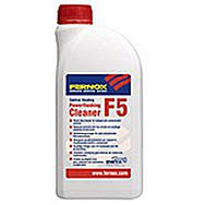 Fernox Central Heating Cleaner F5 1 Litre.