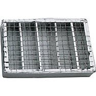 "Fire Resistant Intumescent Grille 9"" x 6"""