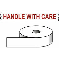 Handle with care - printed tape (50mm x 66m)