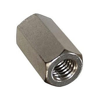 Picture of Timco Hex Connector Nut M6 Coupler