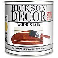 Hickson Decor Wood Stain 2.5L - Ebony
