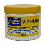 Jet Lube V2 Plus Multi Purpose Jointing Compound 300g