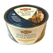 Liberon Black Bison Wax Polish 500ml - Clear