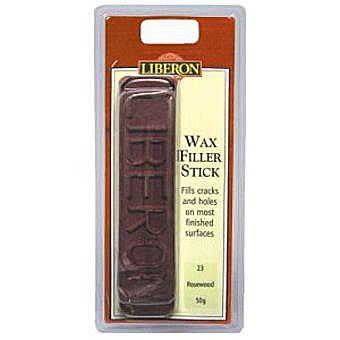 Liberon Wax Filler Stick 05 50ml - Mahogany