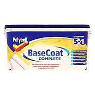 Polycell BaseCoat Complete 2.5L Tub