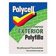 Polycell Multi Purpose Exterior Polyfilla 1.75kg Box - Powder