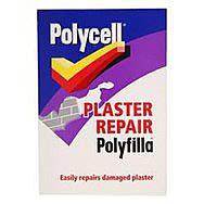 Polycell Plaster Repair Polyfilla 450g Tub - Powder
