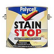 Polycell Stain Stop 1L Tin