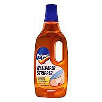Polycell Wallpaper Stripper 500ml Flask