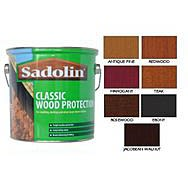 Sadolin Classic Wood Protection 2.5L - Jacobean Walnut