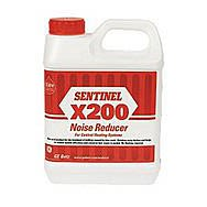 Sentinel X200 Descaler And Noise Reducer