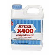 Sentinel X400 Sludge Remover 1 Litre