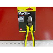 Stanley Max Steel 190mm Diagonal Cutter 089859