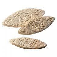 Trend BSC10100 Number 10 Wooden Biscuits