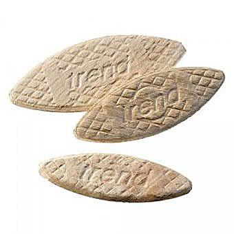 Trend Number 20 Wooden Biscuits BSC/20/100