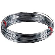 Ubbink 43276 Galvanised Tying Wire 20m x 2mm