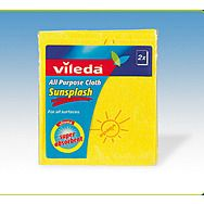 Vileda All Purpose Cloth Sunsplash