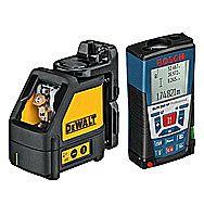 Laser & Measuring Tools