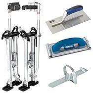 Plastering & Drylining Tools