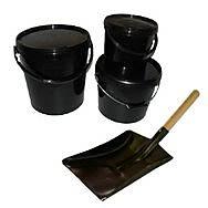 Buckets & Shovels