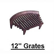12 Inch Fire Grates