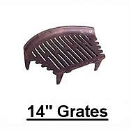 14 Inch Fire Grates
