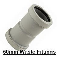 50mm Waste Fittings