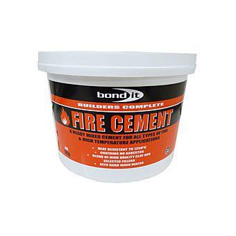 Bond it Buff Fire Cement 5 Kilo Tub