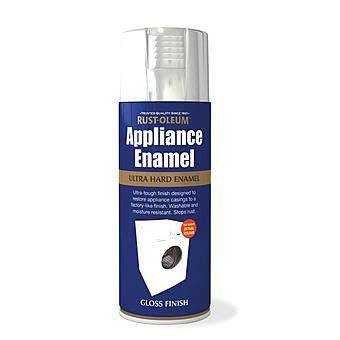 RustOleum Appliance Enamel Gloss Stainless Steel Finish