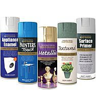 Spray Paints & Coatings
