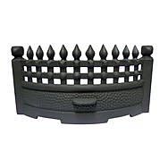 Castle Fire Front 18 Inch Black Fret