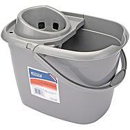 Draper 24778 12 Litre Plastic Mop Bucket